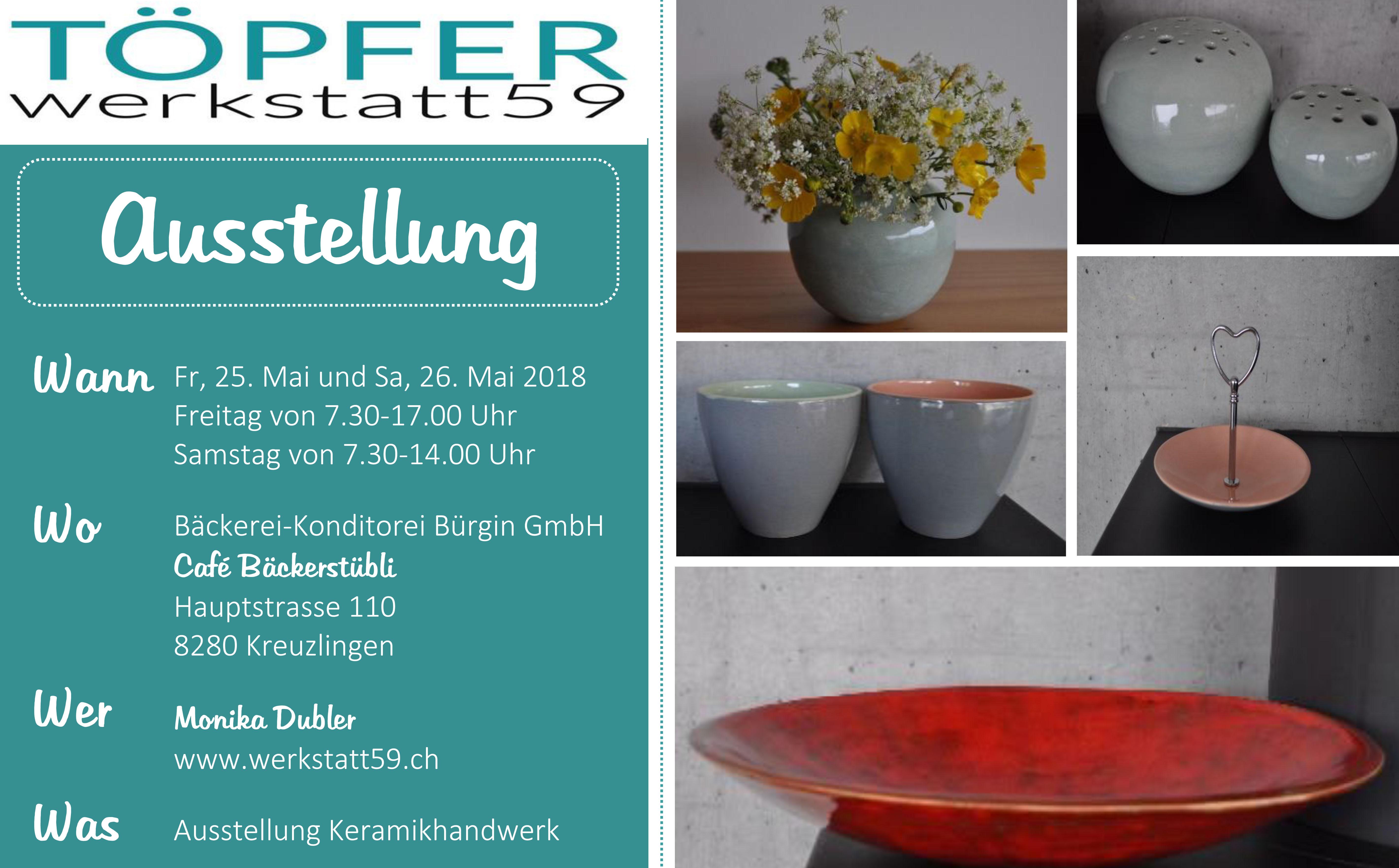 Baeckerei_Buergin_Ausstellung_Keramik_Dubler_Monika_Baeckerstuebli
