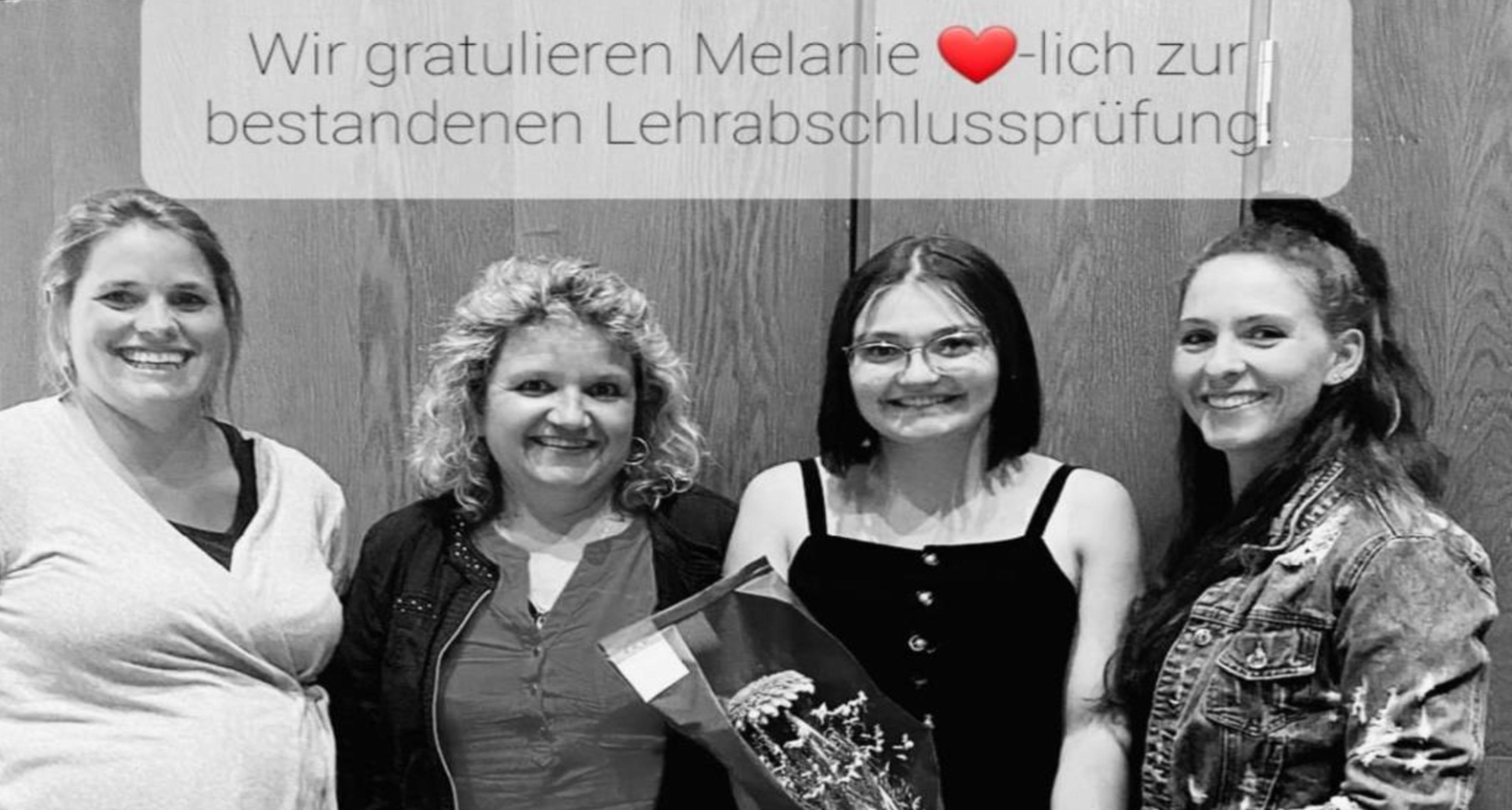 Buergin_Baeckerei_Lehrabschluss_Melanie_Gratulation